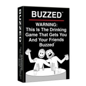 NIB Buzzed Drinking Card Game